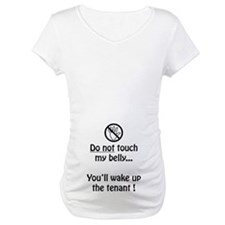 Maternity do not touch belly T-Shirt