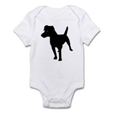 Patterdale Terrier Infant Creeper