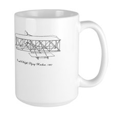 Cute Airplane Mug
