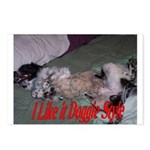 Doggie Style Postcards (Package of 8)