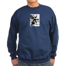 Cute Folk singers Sweatshirt