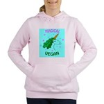 Mechanical Genius Women's Raglan Hoodie