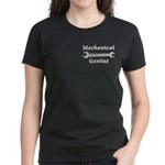 Mechanical Genius Women's Dark T-Shirt