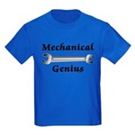 Mechanical Genius Kids Dark T-Shirt