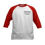 Mechanical Genius Kids Baseball Jersey
