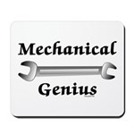 Mechanical Genius Mousepad