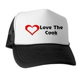 Love The Cook Trucker Hat
