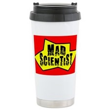 Mad Scientist Travel Mug