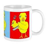 Cooking Chick Mug