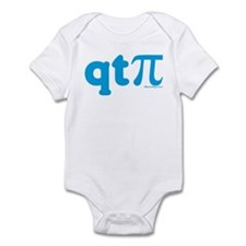 QT Pi-Blue Infant Bodysuit