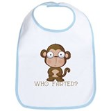 Who Farted? Bib