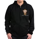 Who Farted? Zip Hoody