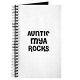 AUNTIE MYA ROCKS Journal