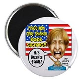 "Sheehan Book Signing 2.25"" Magnet (100 pack)"