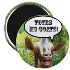 The Original Totes McGoats Magnet