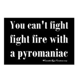 Pyromaniac Postcards (Package of 8)