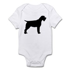 Wirehaired Pointing Griffon Infant Creeper