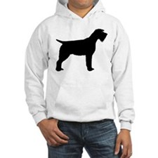 Wirehaired Pointing Griffon Jumper Hoody