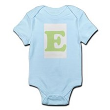 E (green) Infant Creeper