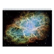 Images From Deep Space Wall Calendar