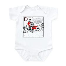 DIY Infant Bodysuit