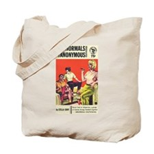 "Tote Bag - ""Abnormals Anonymous"""