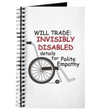 Invisibly Disabled Journal
