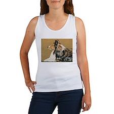 Sheltie Women's Tank Top