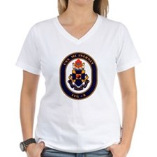 USS McInerney FFG-8 Navy Ship Shirt