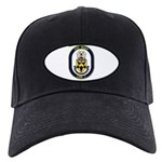 USS Wasp LHD-1 Navy Ship Black Cap
