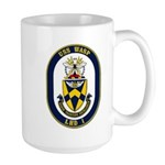 USS Wasp LHD-1 Navy Ship Large Mug
