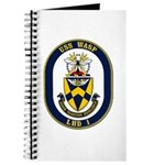 USS Wasp LHD-1 Navy Ship Journal