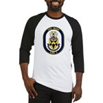 USS Wasp LHD-1 Navy Ship Baseball Jersey