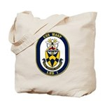 USS Wasp LHD-1 Navy Ship Tote Bag