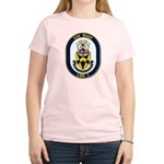 USS Wasp LHD-1 Navy Ship Women's Light T-Shirt