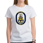 USS Wasp LHD-1 Navy Ship Women's T-Shirt