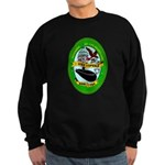 USS Topeka SSN-754 Navy Ship Sweatshirt (dark)