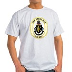 USS Spruance DD-963 Navy Ship Light T-Shirt