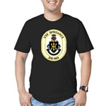 USS Spruance DD-963 Navy Ship Men's Fitted T-Shirt