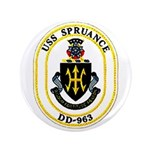 USS Spruance DD-963 Navy Ship 3.5