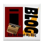 iblog Tile Coaster