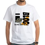 iblog White T-Shirt