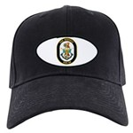 USS Russell DDG-59 Navy Ship Black Cap