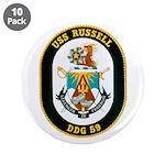 USS Russell DDG-59 Navy Ship 3.5