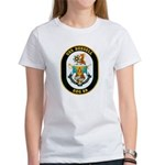 USS Russell DDG-59 Navy Ship Women's T-Shirt