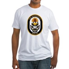 USS Roosevelt DDG-80 Navy Ship Shirt