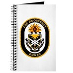 USS Roosevelt DDG-80 Navy Ship Journal