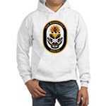USS Roosevelt DDG-80 Navy Ship Hooded Sweatshirt