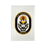 USS Roosevelt DDG-80 Navy Ship Rectangle Magnet (1