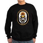 USS Roosevelt DDG-80 Navy Ship Sweatshirt (dark)